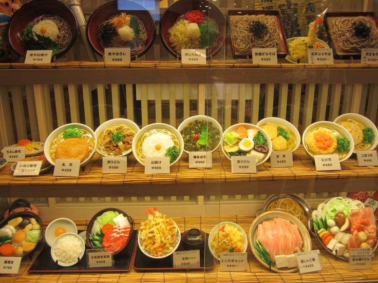 Plastic food 1