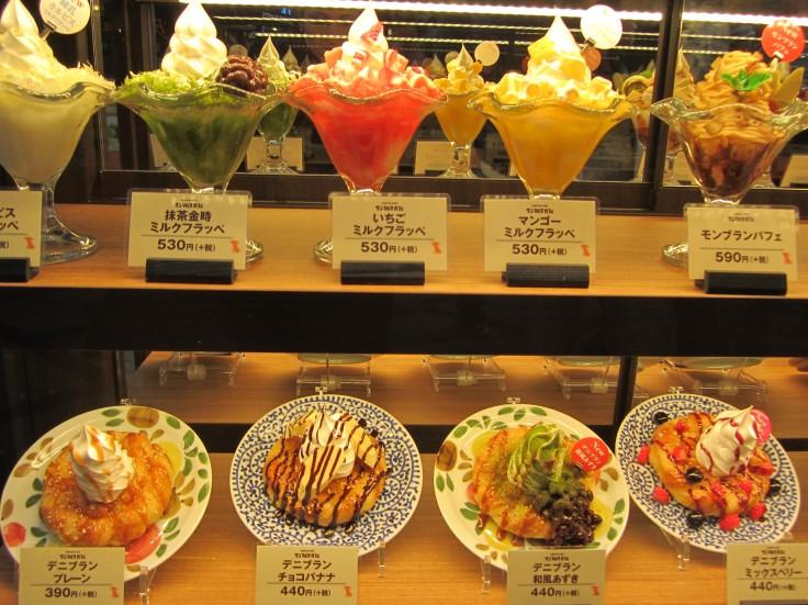 Plastic food 3-